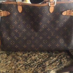 Louis Vuitton Bagtinolles Brown Bag